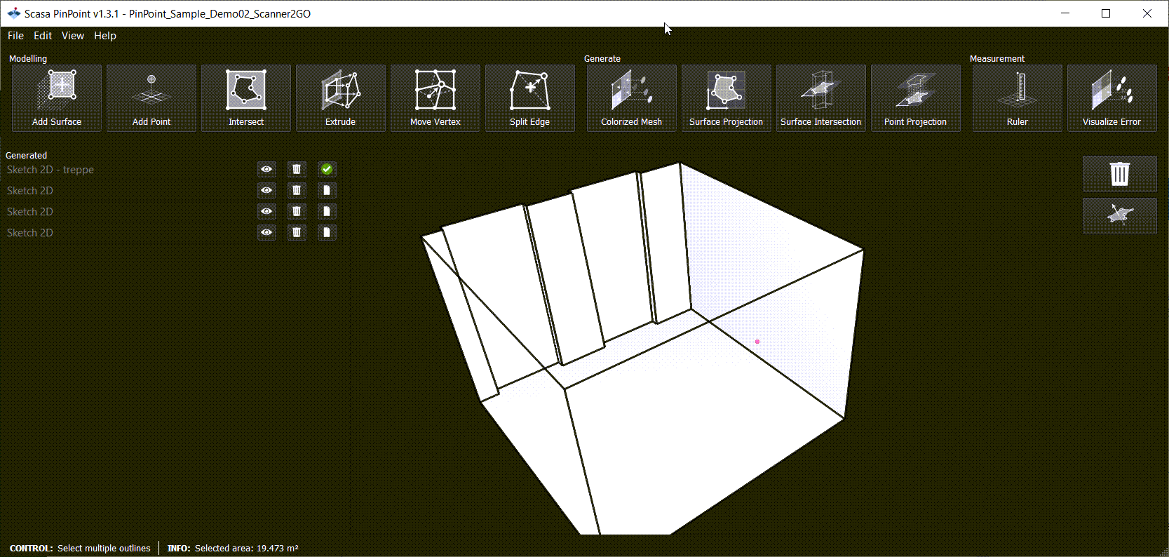 Funktion_Extrude_3D_Model_im_insspect_Mode_-_PinPoint_Tutorial_Scanner2GO.png